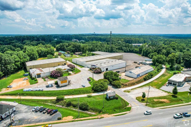 lease warehouse space covington ga